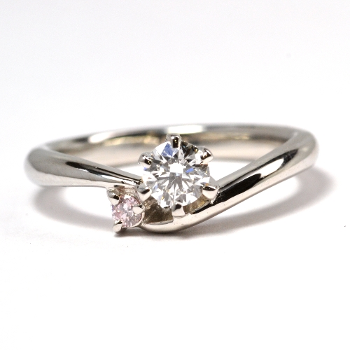 2011-41-2 婚約指輪