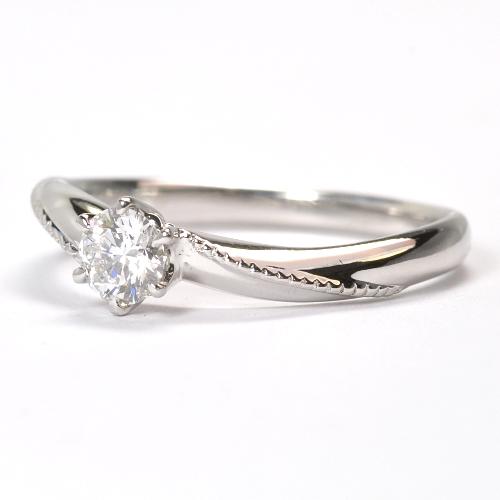 2011-70-4セミオーダー婚約指輪