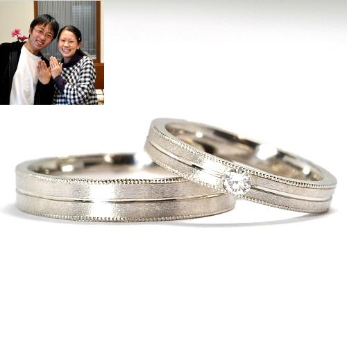 2011-73-6オーダー平打ち結婚指輪