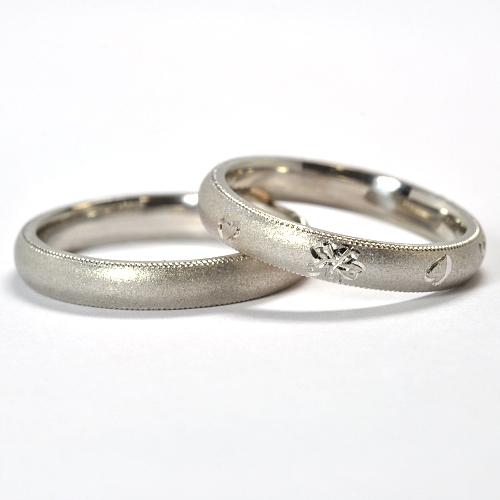 2011-74-2甲丸結婚指輪