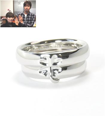 2011-89-6クローバー結婚指輪