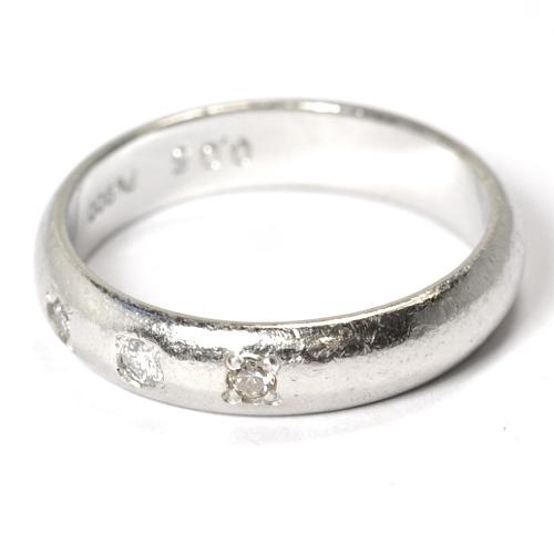 2011-97-3リフォームダイヤ指輪