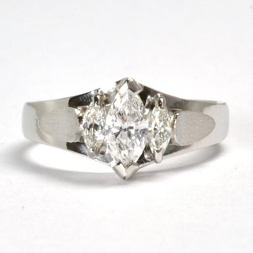 2011-109-1リフォーム婚約指輪