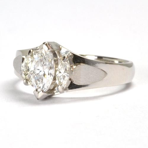 2011-109-2リフォーム婚約指輪