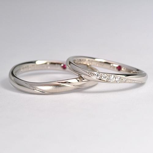 2012-104-4婚約・結婚指輪