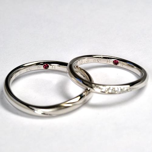 2012-104-5婚約・結婚指輪