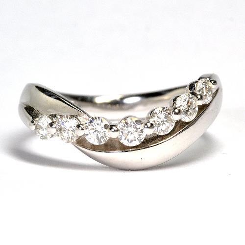 2014-76-1ダイヤデザインリング